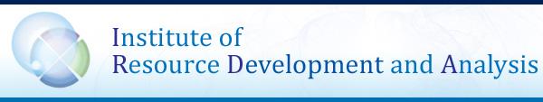 Institute of Resource Development and Analysis Kumamoto University